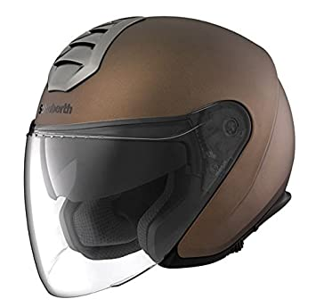 Motocicleta de casco Schuberth M1: Madrid metal X de LRG 61