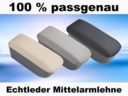 Mittelarmlehne Echtleder Erh/öhung Z3 1996-2003 Armlehne Echtleder beige