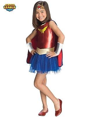 Justice League Child's Wonder Woman Tutu Dress