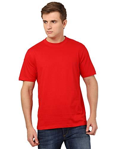 Pure Cotton T-Shirt Bio Wash Plain Solid