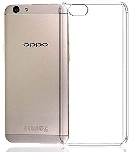 SADGATIH Back Cover compitable for Oppo F3Transparent
