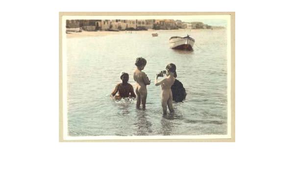 Beach boy nude FKK Jung