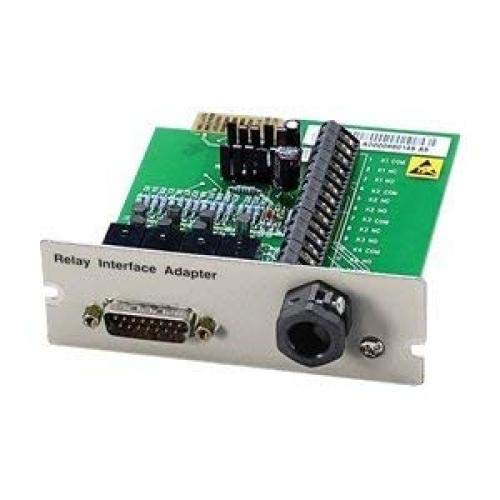 Eaton Relay Interface Card - Remote Management Adapter - BestDock Slot - RS-232 1014018 (Rs 232 Relay)