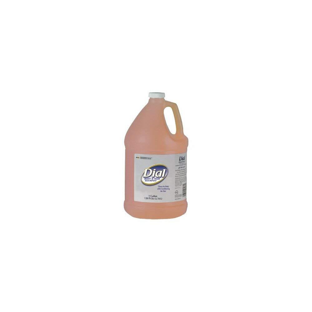 Dial - Body & Hair Shampoo Total Body Shampoo 1Galw/Pump: 234-03986 - total body shampoo 1galw/pump