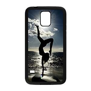 yoga SamSung Galaxy S5 I9600 Hard Back Case, yoga Custom Cover Case, SamSung Galaxy S5 I9600 DIY Case