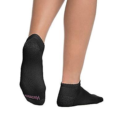 Hanes Women's Comfort Blend Low Cut Sock, 10-Pack