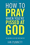 How to Pray When You're Pissed at God by Ian Punnett (2013) Hardcover