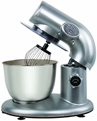 Knox 650 Watt 4 Speed Stand Mixer with 6 QT Stainless Steel Bowl by Knox