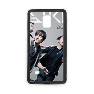 Samsung Galaxy Note 4 Cell Phone Case Covers Black A.G.Trio NRI5116939