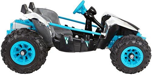 Fisher-Price Power Wheels Chrome Dune Racer [Amazon Exclusive]