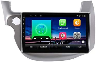 Reproductor multimedia GPS Android 10 para coche con GPS para Honda Fit Jazz 2008 2009 – 2013 audio radio estéreo navegador Bluetooth WiFi: Amazon.es: Electrónica