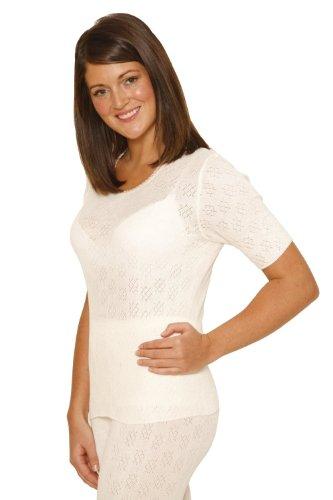 Femme Blanc Octave Thermique Haut Octave Haut W8wq8SYv0
