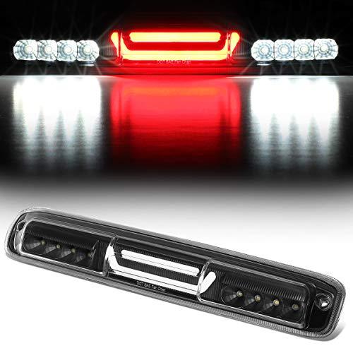 Rear Center 3D LED Bar Third 3rd Tail Brake Light Cargo Lamp for 99-07 Chevy Silverado/GMC Sierra - 3500 Gmc Parking Light Sierra