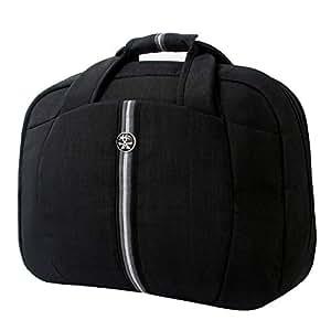 "Crumpler Dr. Henkel 15"" Laptop Bag - Black,Cool Dark Grey"