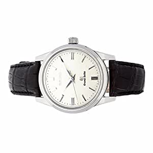 Seiko Grand Seiko mechanical-hand-wind mens Watch SBGW031 (Certified Pre-owned)
