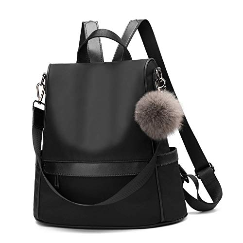 Redlicchi Girls Fashion Backpack Cute Mini Leather Backpack Purse for Women