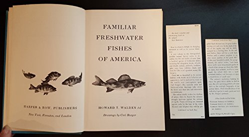 Familiar freshwater fishes of America. [Brook and brown trout -- Rainbow, cutthroat, and golden trout -- Lake trout -- Other chars -- Atlantic salmon -- Pacific salmon -- Grayling -- ()