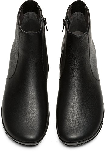 002 Right K400313 Femme Camper Noir Chaussures Casual BE4wWd6x