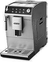 De'Longhi Autentica ETAM29.510.SB - Cafetera súper automática, con panel táctil, 15 bares, color plata