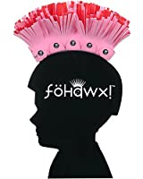 Fohawx Punkrox, Pink and Red