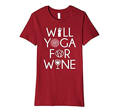 Funny Cute Yoga T-Shirt