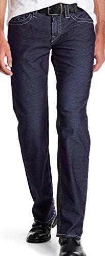 True Religion Corduroy Straight Flap Pant DHX-True Men's Size 32 (Straight Corduroy)