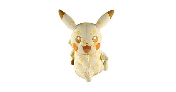 "Amazon.com: Pokemon 20th Anniversary Pikachu 8"" Plush ..."