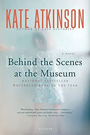 book cover of Behind the Scenes at the Museum