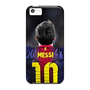 New Arrival Covers Cases With Nice Design For Iphone 5c- The Player Of Barcelona Lionel Messi