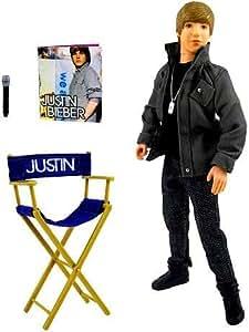 """Bridge Direct - Muñeco de Justin Bieber que canta canción """"Baby"""""""