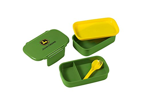 - Snack Container - With Spoon & Fork … ()