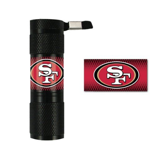 NFL San Francisco 49Ers LED Flashlight