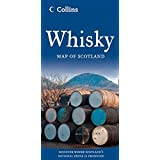 Pictorial Maps - Whisky Map Of Scotland