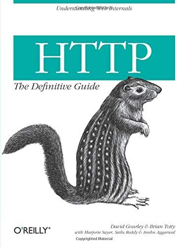 HTTP: The Definitive Guide (Definitive Guides)