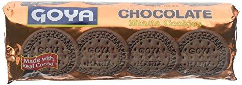 Goya Foods Maria Cookies Chocolate, 7 oz