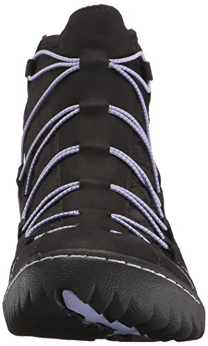 Women's Bootie Spirit Jambu Ankle Vegan Black Iaqqndzxg
