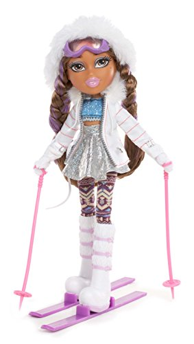 - Bratz #SnowKissed Doll- Yasmin