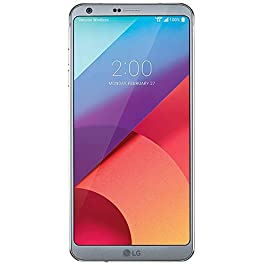 LG G6 VS988 – Ice Platinum – 32GB – Verizon (Renewed)
