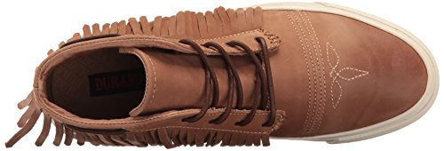 Durango Donna Drd0189 Western Boot Camel Suede