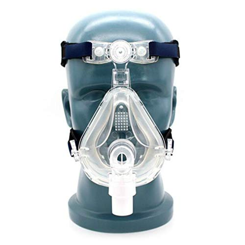- Universal Size Full Face Mask With Adjustable Headgear
