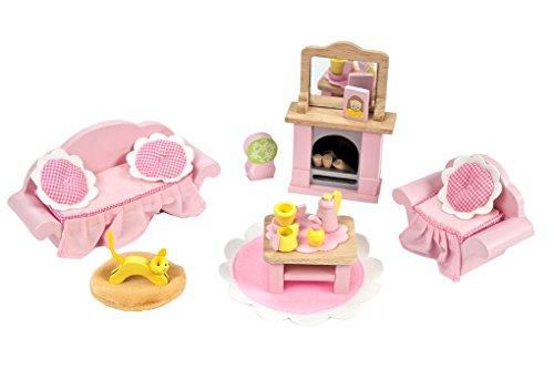 Le Toy Van Dollhouse Furniture & Accessories, Daisylane Sitting (Sitting Room Furniture)