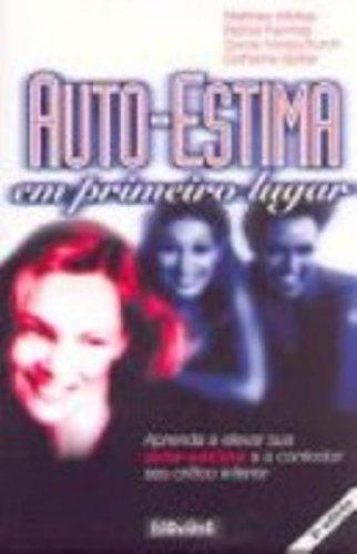 Read Online Auto-Estima Em Primeiro Lugar (Em Portuguese do Brasil) pdf