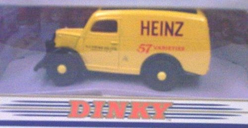 "Dinky DY-4 1950 Ford E83W 10 CWT Van ""Heinz"" - Yellow"