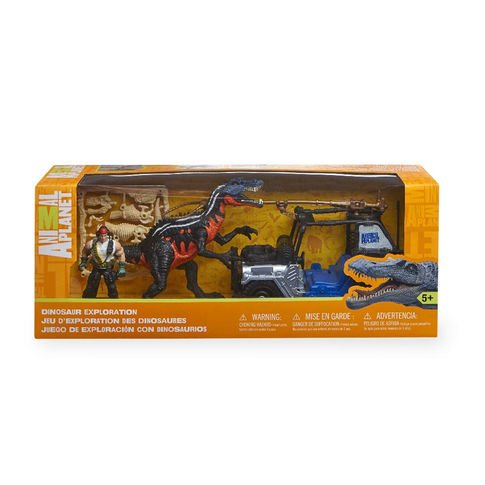 Animal Planet Dino Exploration Set - - Animal Planet Playset