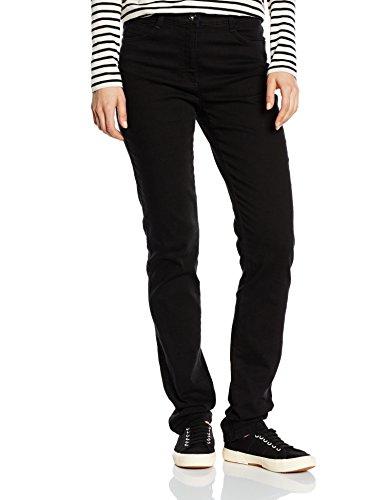 Brax Jeans Femme Noir - Schwarz (Clean Black Black 2)