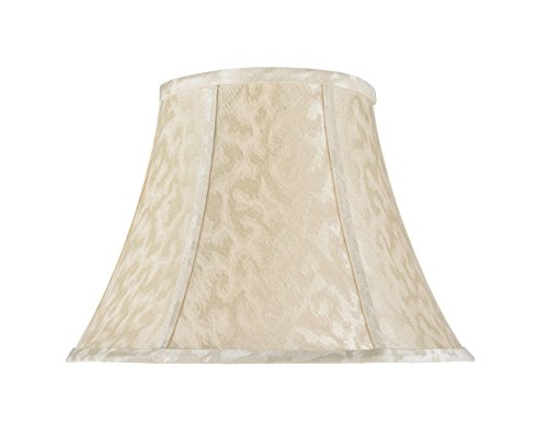 "Aspen Creative Bell Shaped 13"" Lamp Shade"