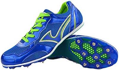GLEYDY Muchacha del Muchacho Zapatillas De Atletismo 8 uñas Sprint ...