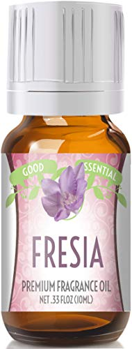 - Fresia Scented Oil by Good Essential (Premium Grade Fragrance Oil) - Perfect for Aromatherapy, Soaps, Candles, Slime, Lotions, and More!