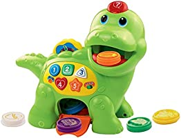 VTech Chomp and Count Dino (English Version)