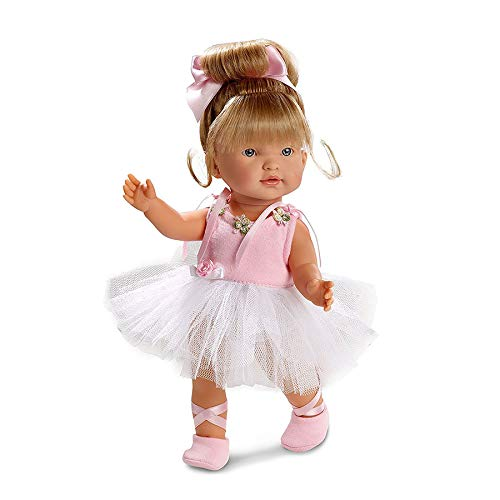 Llorens 28010 Valeria Ballet Doll, - Made Usa Doll Baby